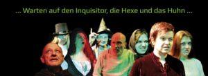 Die erste Inquisitorin